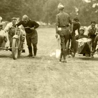 Flxible motorcycle sidecars were born in Mansfield
