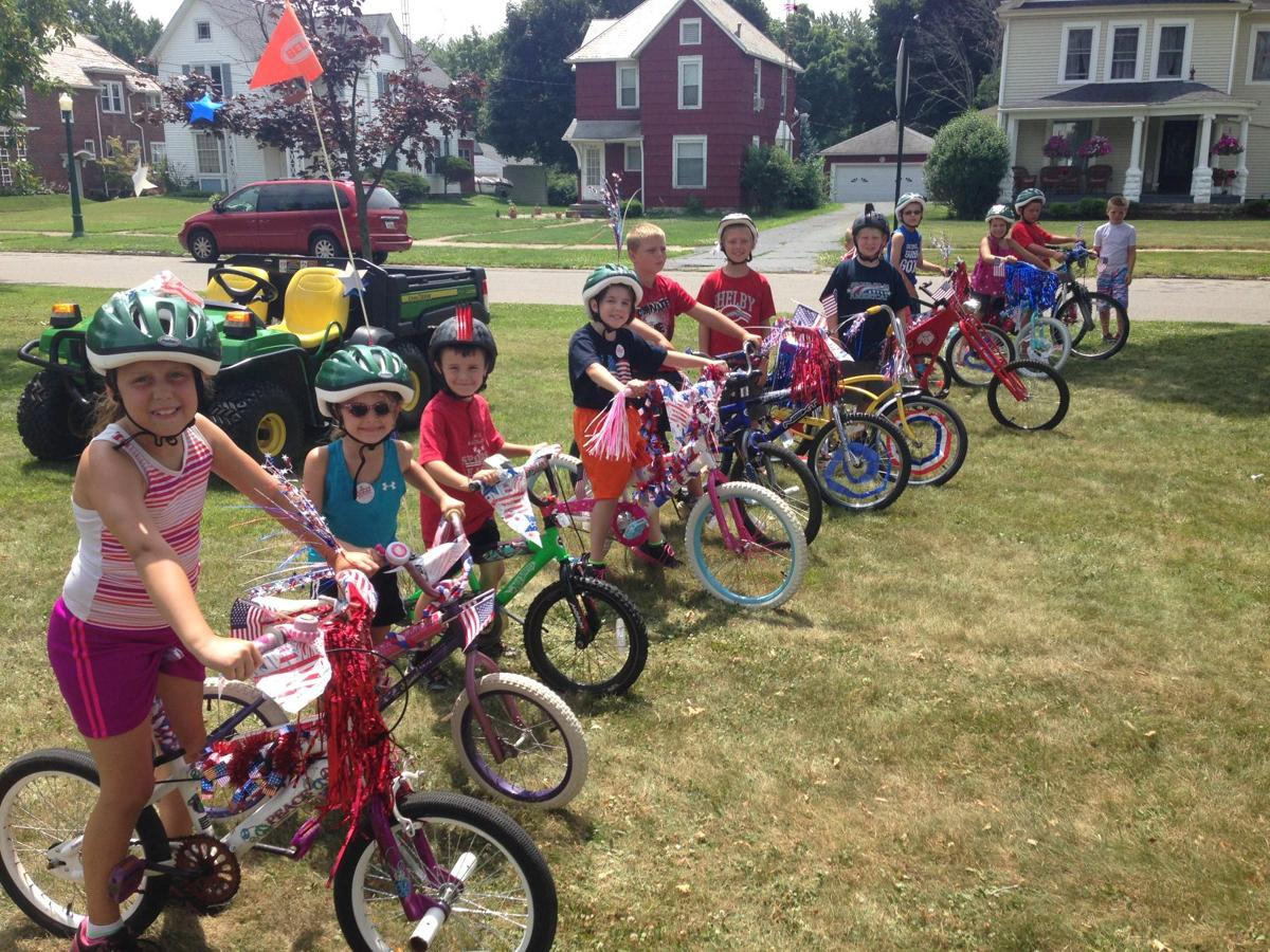 Shelby bicycle days issues passport challenge to kids for 70 bike decoration