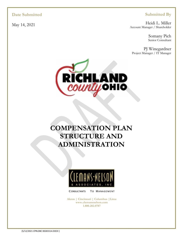 BOC Compensation Plan Administration Manual