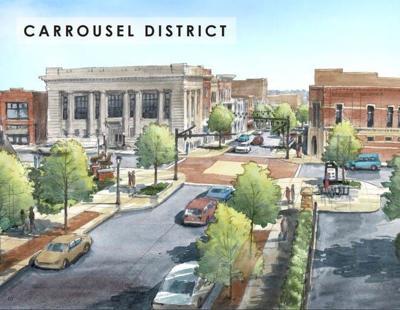 Carrousel District