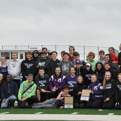 Mount Gilead takes home second straight KMAC track & field title