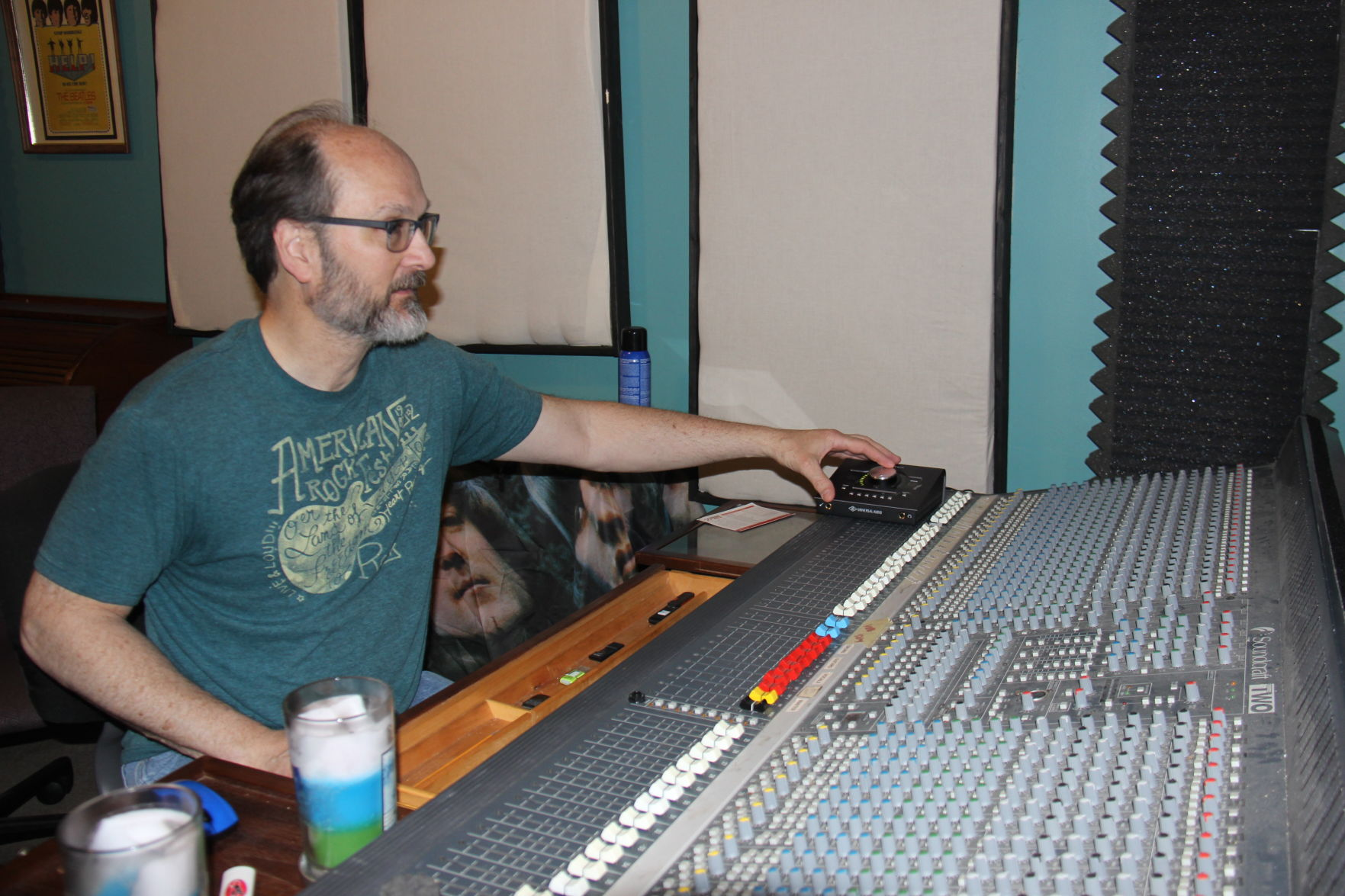 St. Pete District Studio will record musicians by musicians
