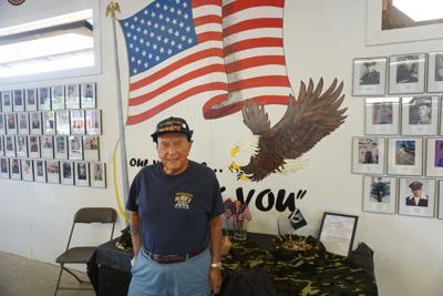 World War II Lucas veteran celebrated at Ashland County Fair