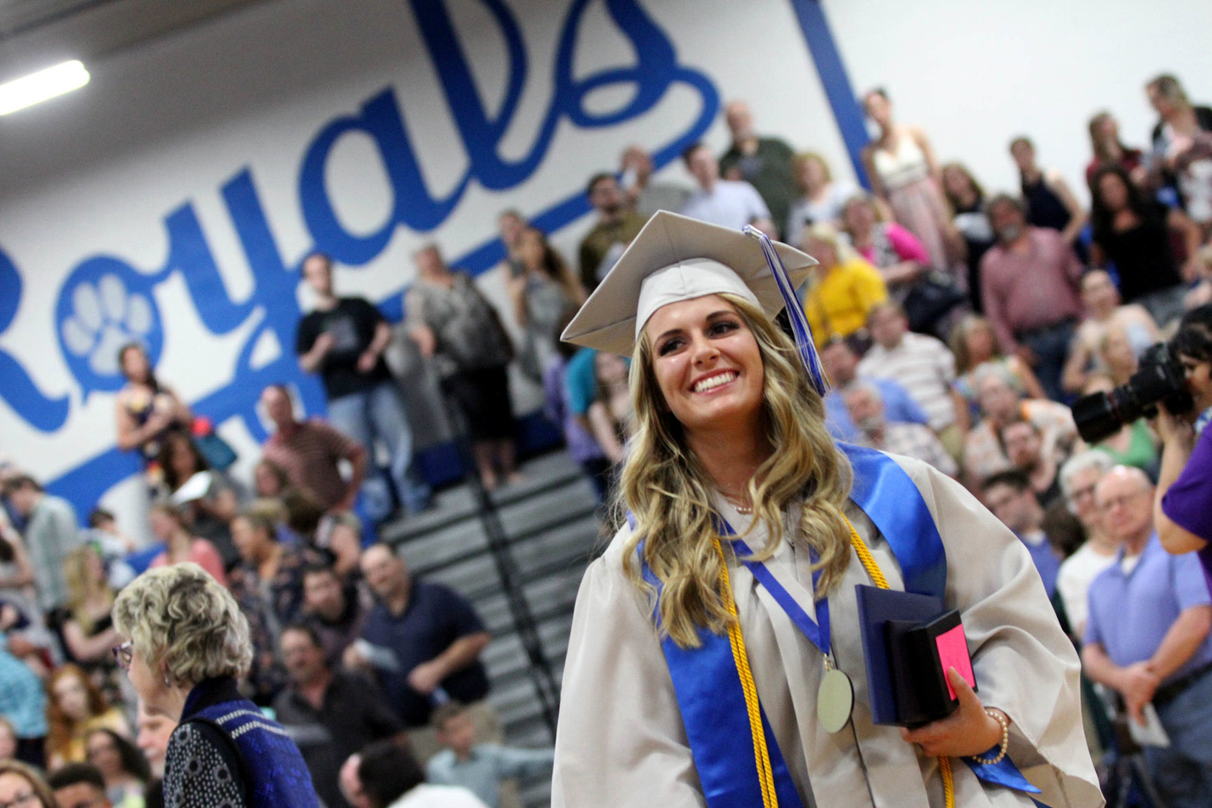 GALLERY: Wynford graduation