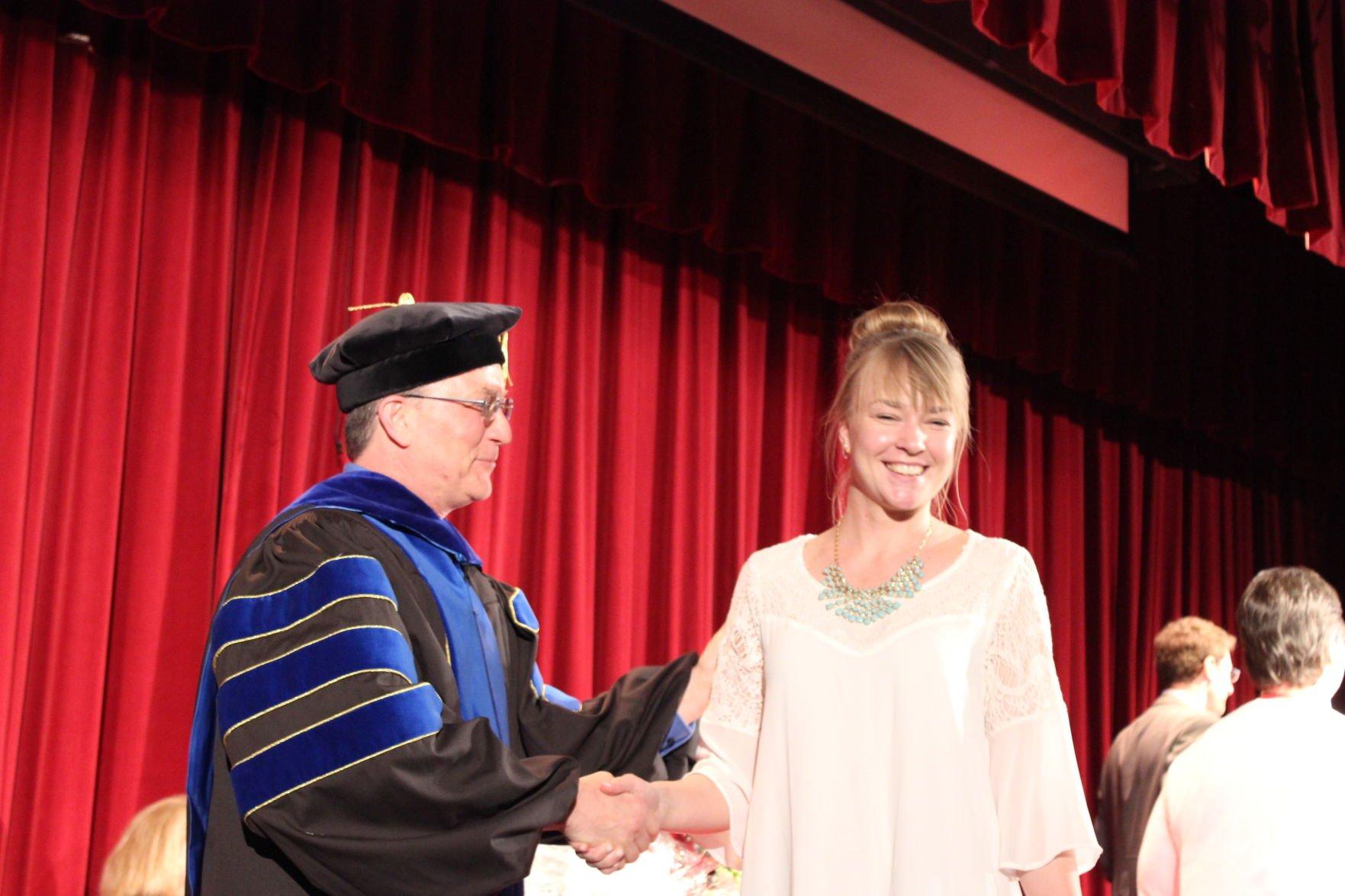 The Ohio State University at Mansfield Graduation Ceremony