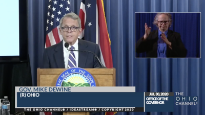 COVID-19: DeWine orders masks mandatory for all K-12 students