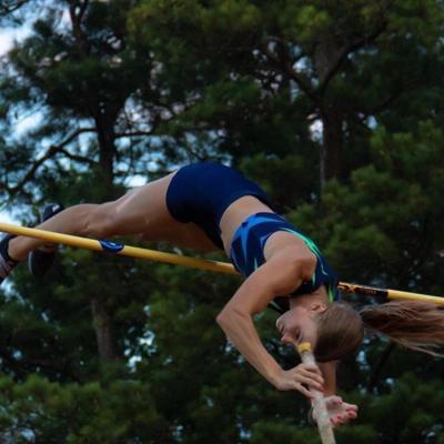 AU grad Nageotte qualifies for Olympics