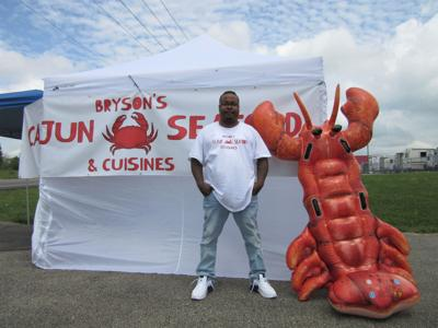 New food business brings Cajun taste to the area