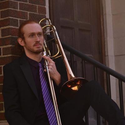 Capital University  2021 Graduate: Joshua M. Hamrick
