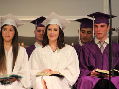Temple Christian Graduation 2017 Photo Gallery
