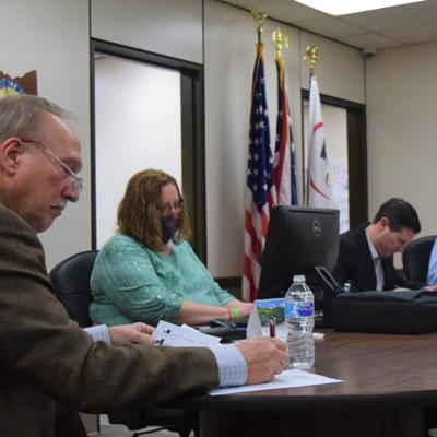Richland County commissioners OK wage scale increases for JFS supervisors