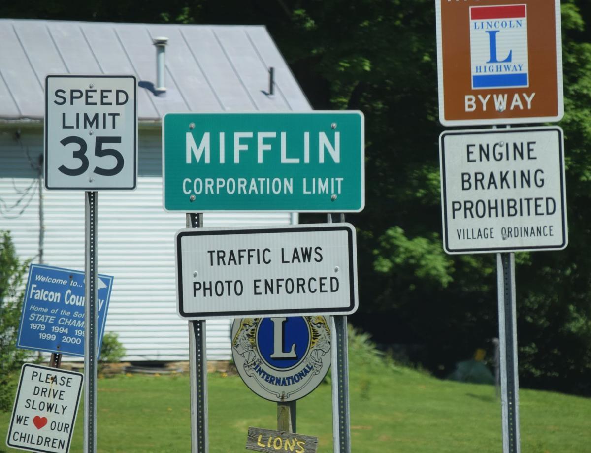Mifflin speed camera