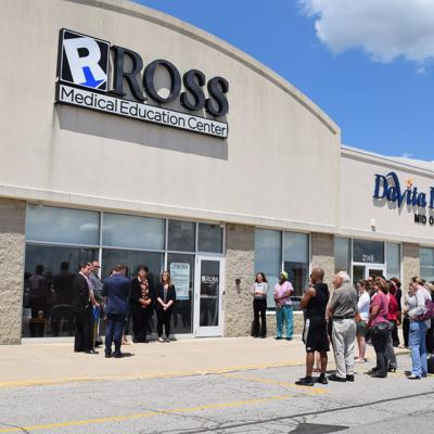 Ross Medical Education Center celebrates seven years in Ontario