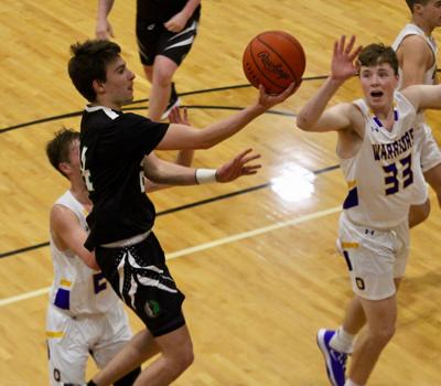 Ontario uses long ball to complete season sweep of Clear Fork