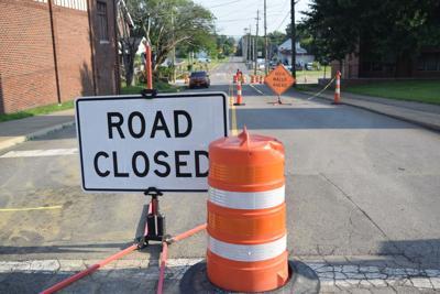 Road closed generic