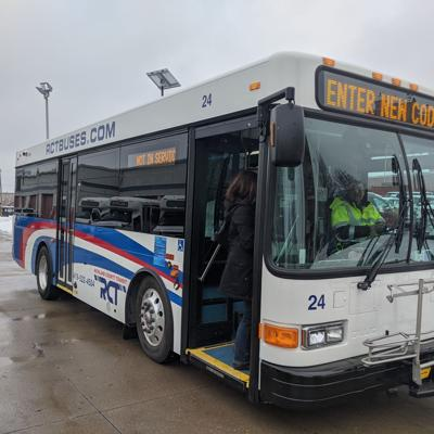 Richland County Transit to provide free transportation for mass COVID-19 vaccine clinic