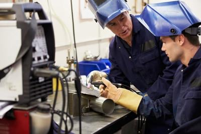 Apprenticeships offer recruitment and high retention rates for employers
