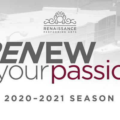 Renaissance Theatre announces 2020-21 season lineup