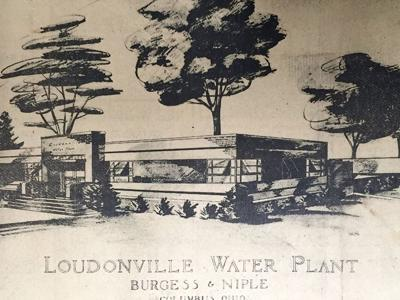 Loudonville suffered a typhoid panic in 1949
