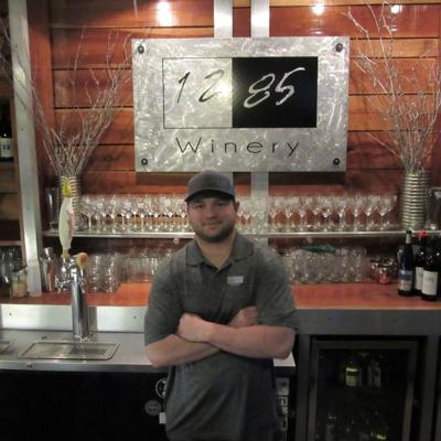 1285 Winery reacts to a pandemic year with responsiveness and creativity