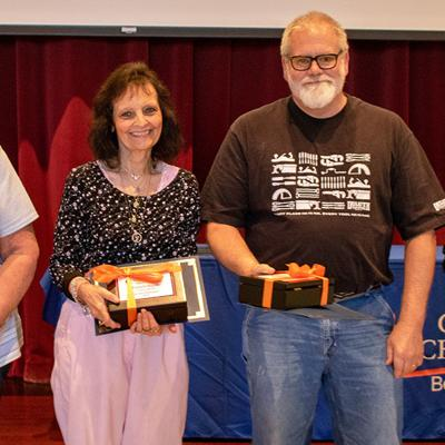 Galion honors staff members for service to students