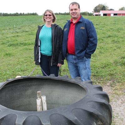 Eisenhauer Family Farm awarded 2020 Cooperator of the Year
