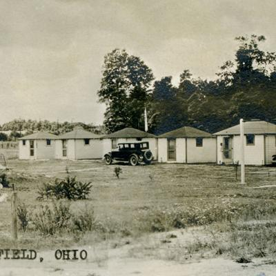 Overnight on the Richland Roadside: 1937