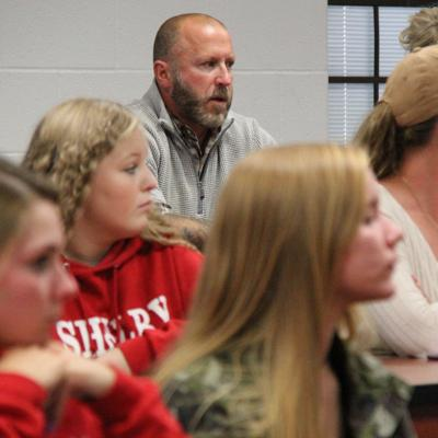 Swisher reinstated as Shelby SRO and soccer coach