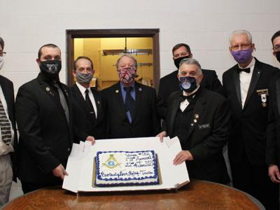 Mansfield Freemasons have 173rd installation of officers