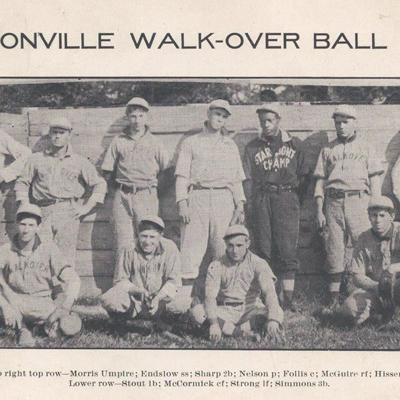 Football pioneer Follis was also a Loudonville Walk-Over