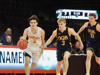 Eagles fall to Ottawa-Glandorf in regional semis