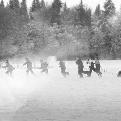 Victory at the Klondike Derby: 1972