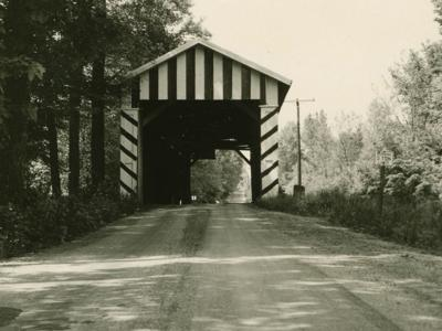 Richland Album: Covered Bridges on the Forks of the Mohican