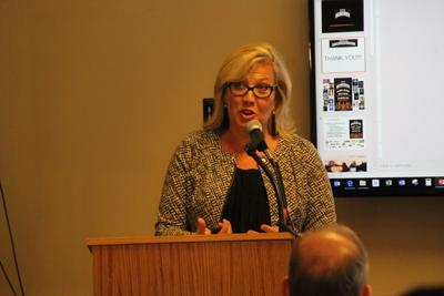 Economic Club speakers highlight impact of INKcarceration, SXSW gives update