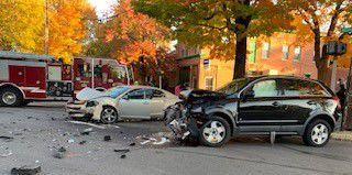 2 people injured in Wednesday morning Bucyrus crash