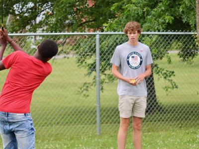 Aces: New golf program aims to help Mansfield's in-need youth