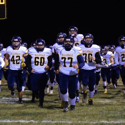 GALLERY: Hillsdale stuns Northmor in football playoff, 25-21
