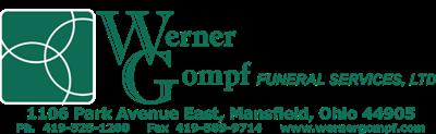 Werner Gompf Funeral Services logo
