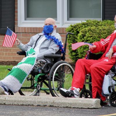 Lexington Court Care Center Drive-Thru Parade