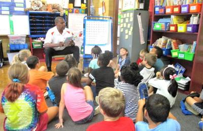 Mansfield 2nd graders begin new reading program