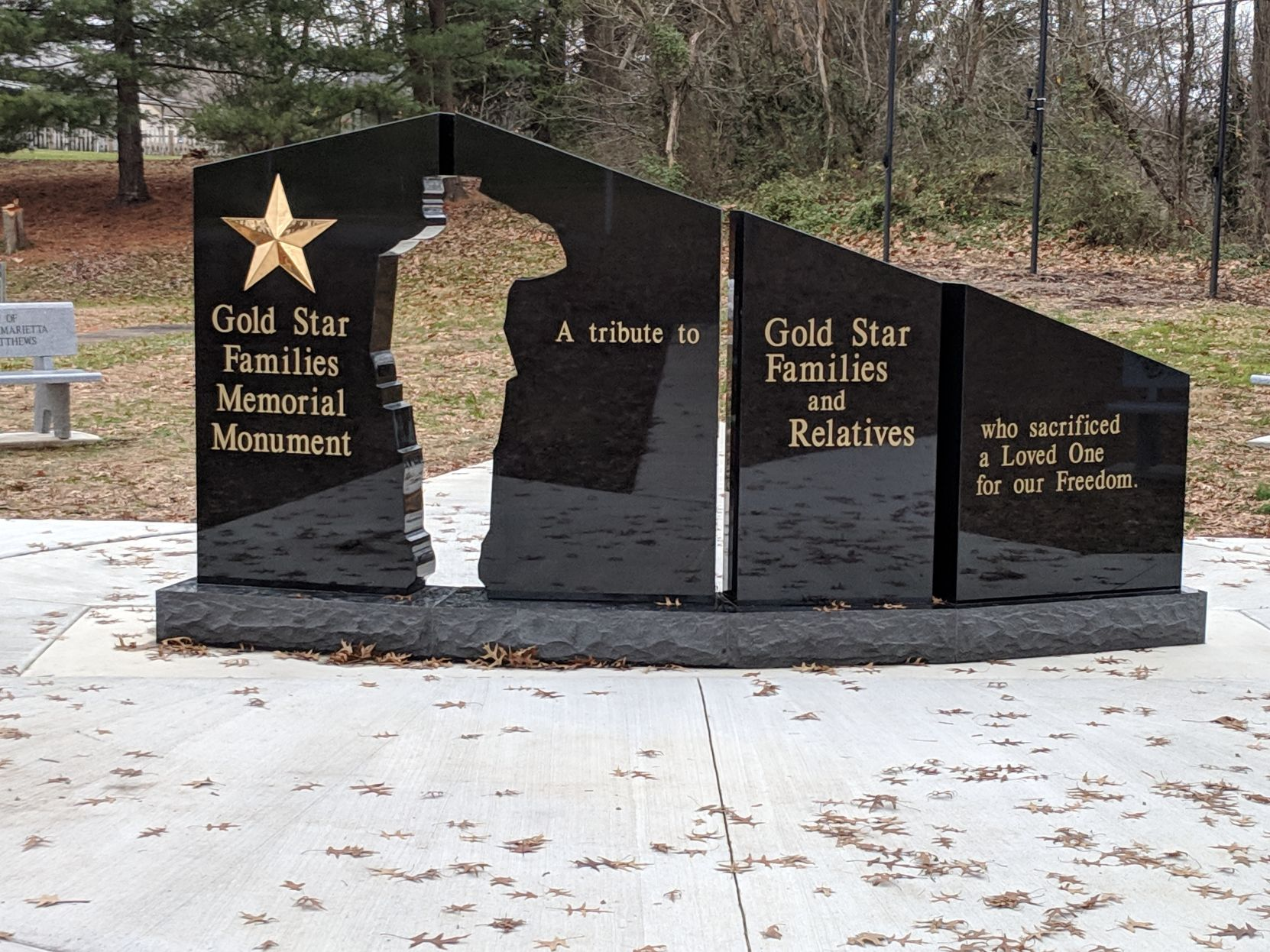 Groundbreaking for Gold Star Families Memorial Monument in Mansfield set July 6