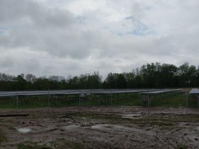 Plymouth launches 7-acre solar field