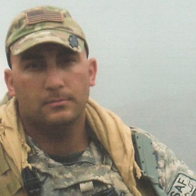 Mansfield Army veteran chosen to represent Ohio's Purple Heart recipients