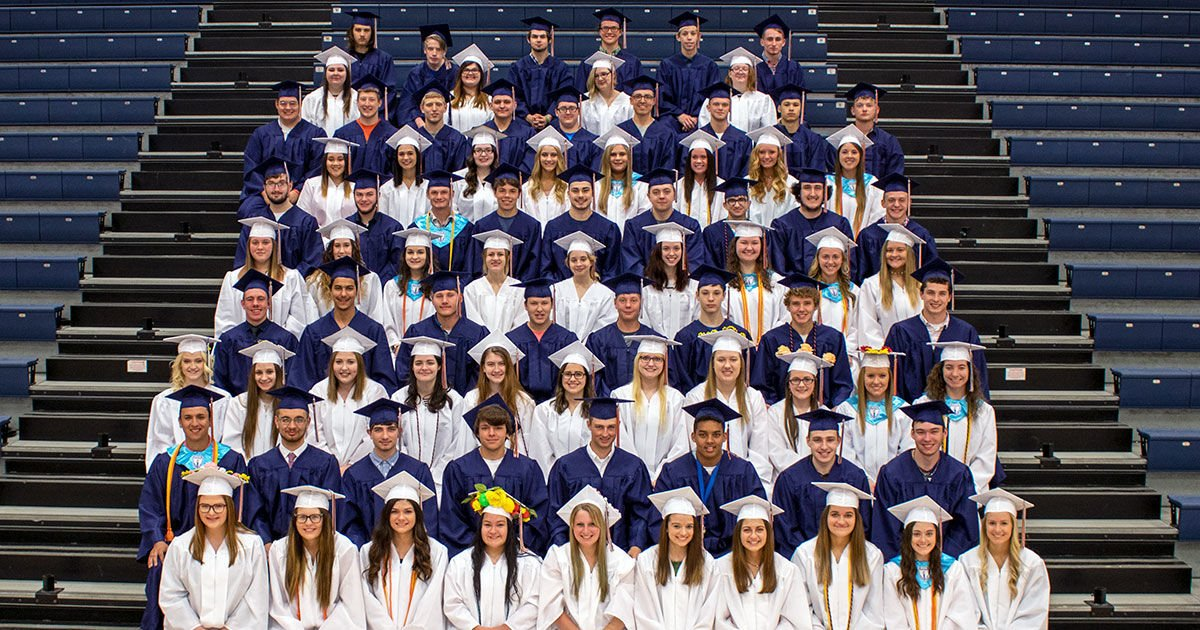 Galion's Class of 2019 ready for graduation on June 2