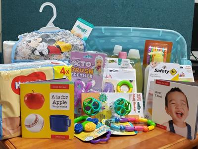 Agencies support pregnant women through Oct. 23 Drive-Thru Community Baby Shower