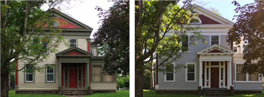 Before and After Fulton Block Builders