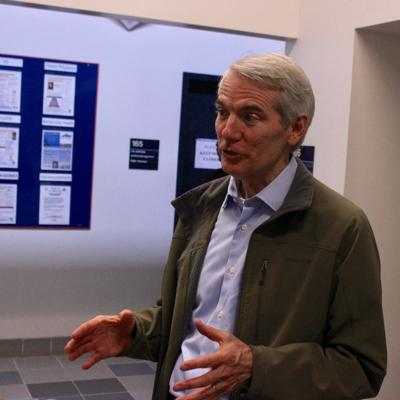 Portman: Ohioans must get their mail on time