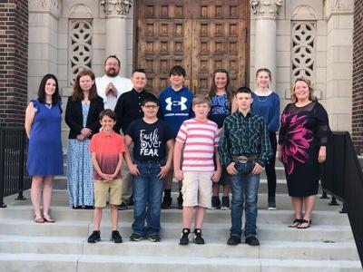 Shelby St. Mary's School salutes 2021 graduates & academic honorees