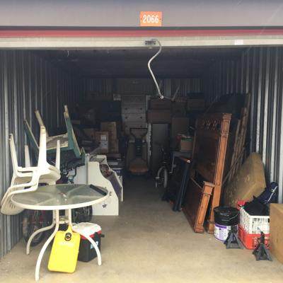 Golf clubs, 4-wheeler, furniture available at Lock It Up Storage auction on Feb. 7