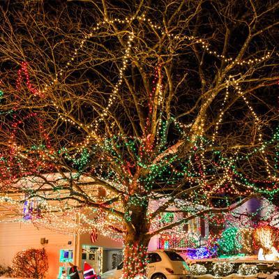 Light Up Mansfield holiday light decorating contest deadline is Dec. 10